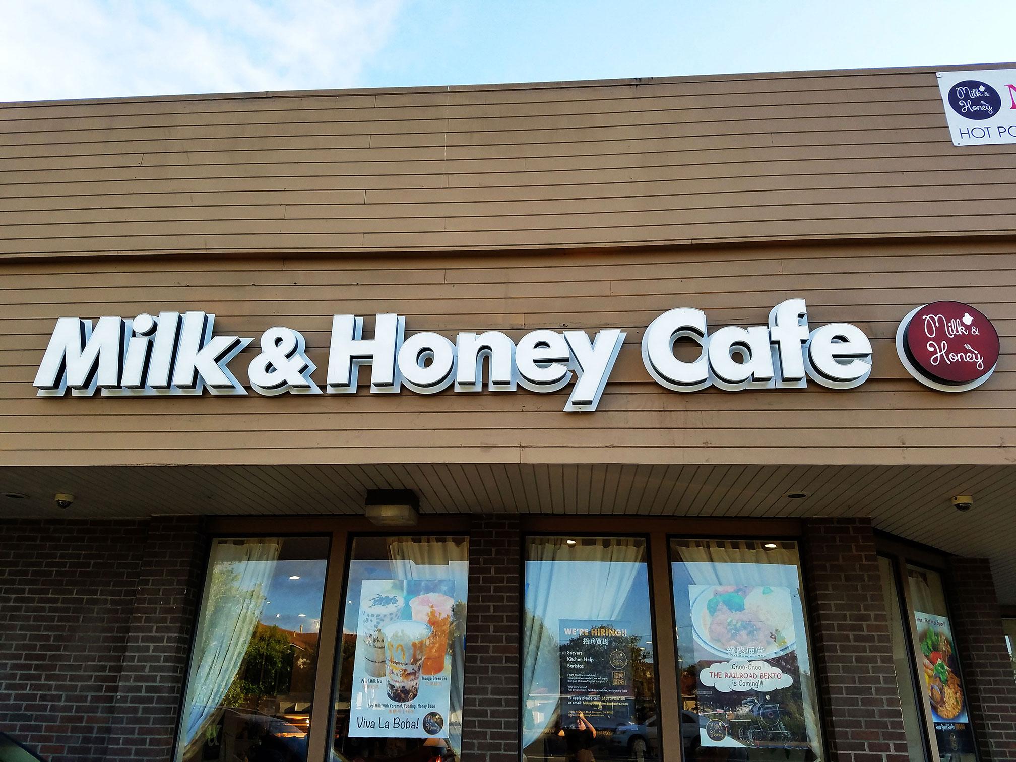 Milk and Honey [Fremont, California] – Eat Drink Food